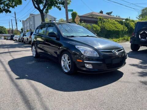 2012 Hyundai Elantra Touring for sale at Kapos Auto, Inc. in Ridgewood NY
