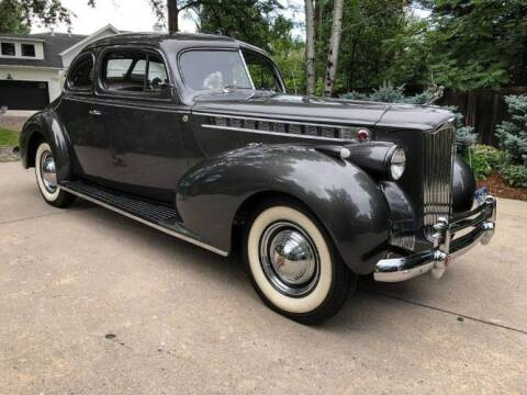 1940 Packard Coupe for sale at Classic Car Deals in Cadillac MI