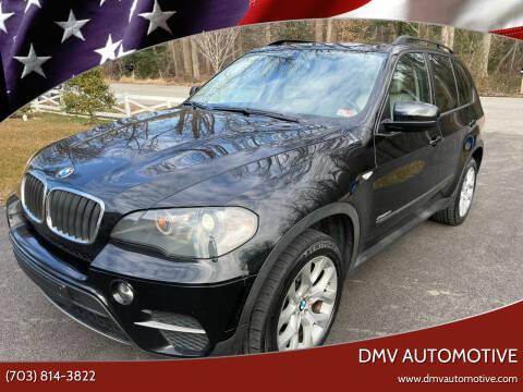 2011 BMW X5 for sale at DMV Automotive in Falls Church VA