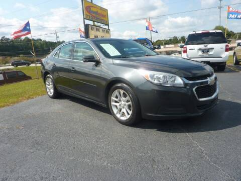 2015 Chevrolet Malibu for sale at Roswell Auto Imports in Austell GA