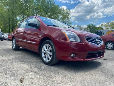 2010 Nissan Sentra for sale at D & M Auto Sales & Repairs INC in Kerhonkson NY
