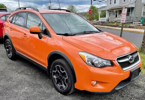 2014 Subaru XV Crosstrek for sale at Mayer Motors of Pennsburg in Pennsburg PA