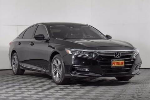 2018 Honda Accord for sale at Washington Auto Credit in Puyallup WA