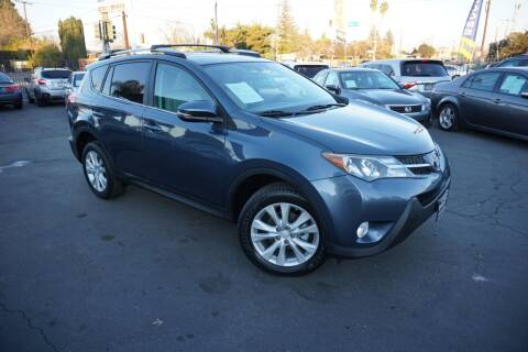 2013 Toyota RAV4 for sale at Industry Motors in Sacramento CA