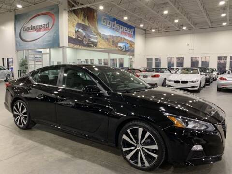 2019 Nissan Altima for sale at Godspeed Motors in Charlotte NC