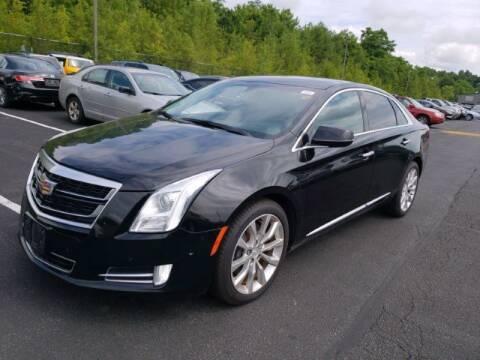2017 Cadillac XTS for sale at Glory Auto Sales LTD in Reynoldsburg OH