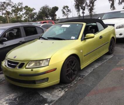 2004 Saab 9-3 for sale at SoCal Auto Auction in Ontario CA