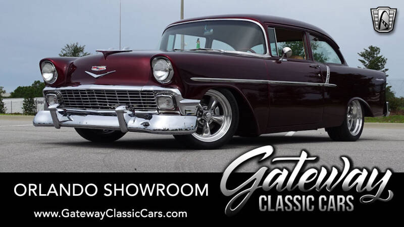 1956 Chevrolet 150 for sale in Lake Mary, FL