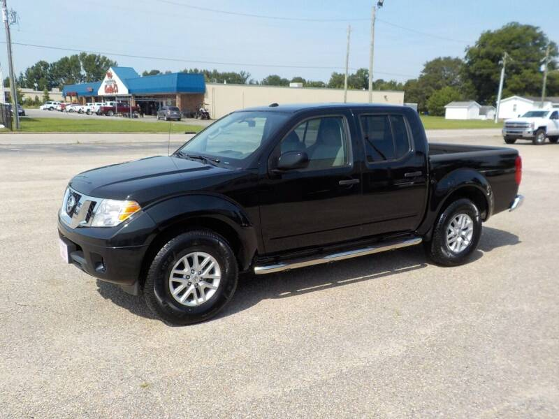 2016 Nissan Frontier for sale at Young's Motor Company Inc. in Benson NC