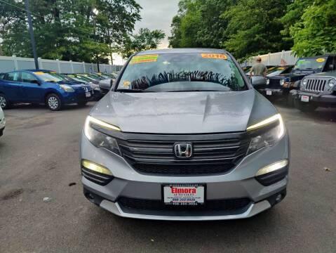 2016 Honda Pilot for sale at Elmora Auto Sales in Elizabeth NJ