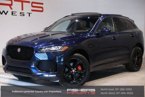 2018 Jaguar F-PACE for sale at Fishers Imports in Fishers IN