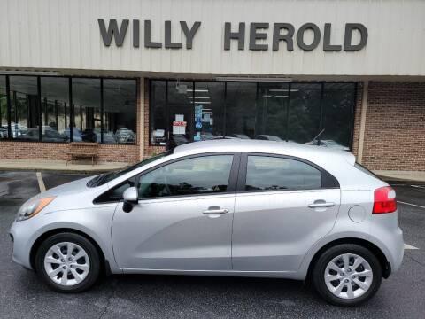 2015 Kia Rio 5-Door for sale at Willy Herold Automotive in Columbus GA