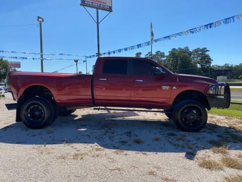 2011 RAM Ram Pickup 3500 for sale at Lumberton Auto World LLC in Lumberton TX