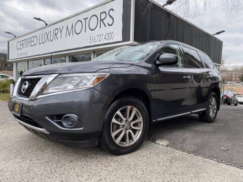 2014 Nissan Pathfinder for sale at Certified Luxury Motors in Great Neck NY