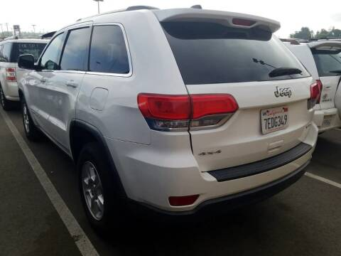 2014 Jeep Grand Cherokee for sale at McHenry Auto Sales in Modesto CA