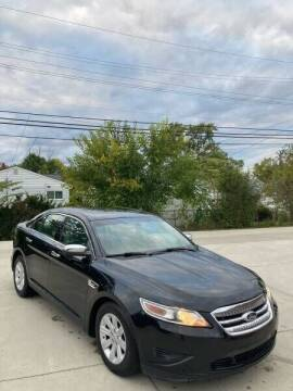 2011 Ford Taurus for sale at Suburban Auto Sales LLC in Madison Heights MI