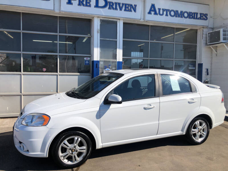 2011 Chevrolet Aveo for sale at Jack E. Stewart's Northwest Auto Sales, Inc. in Chicago IL