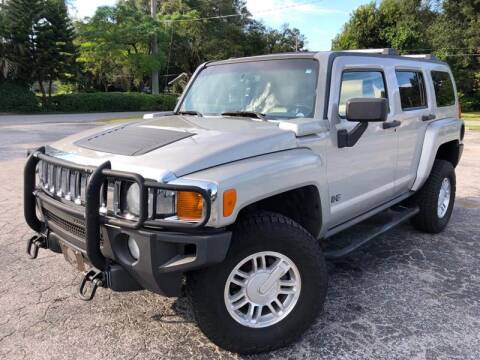 2006 HUMMER H3 for sale at Consumer Auto Credit in Tampa FL