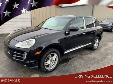 2009 Porsche Cayenne for sale at Driving Xcellence in Jeffersonville IN