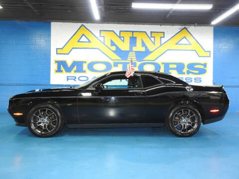 2018 Dodge Challenger for sale at ANNA MOTORS, INC. in Detroit MI