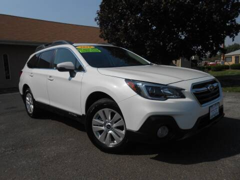 2019 Subaru Outback for sale at McKenna Motors in Union Gap WA