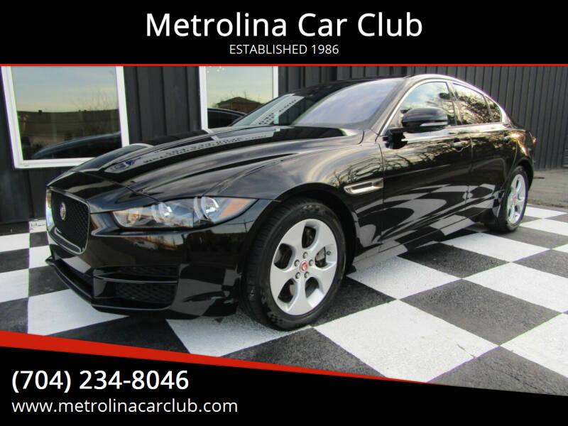 2017 Jaguar XE for sale at Metrolina Car Club in Matthews NC