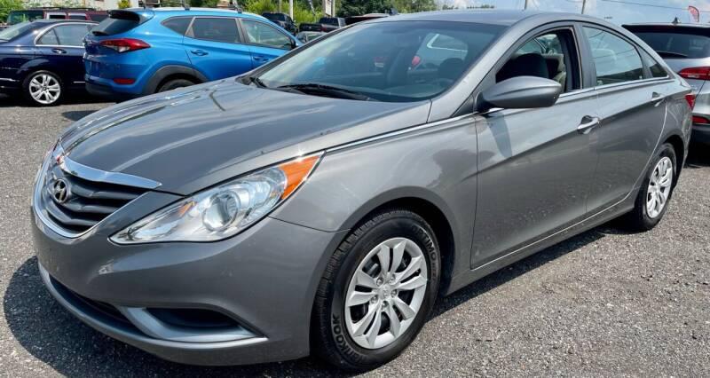 2013 Hyundai Sonata for sale at Mayer Motors of Pennsburg in Pennsburg PA