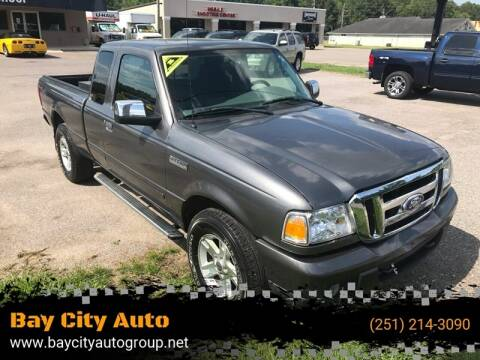 2006 Ford Ranger for sale at Bay City Auto's in Mobile AL