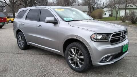 2015 Dodge Durango for sale at Unzen Motors in Milbank SD