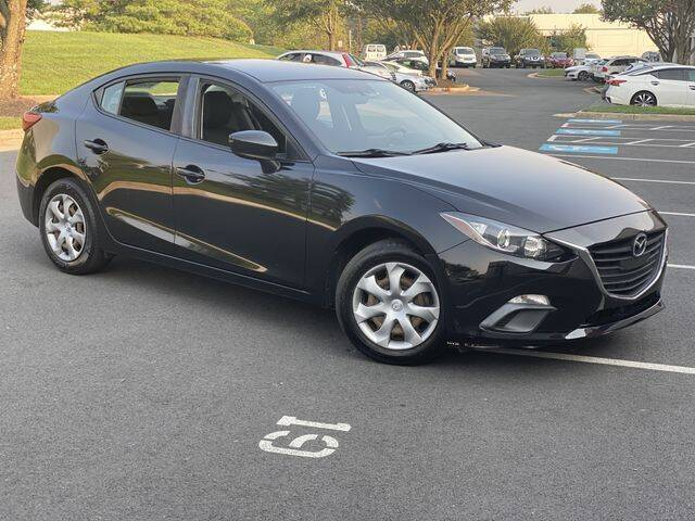 2015 Mazda MAZDA3 for sale at SEIZED LUXURY VEHICLES LLC in Sterling VA