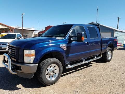 2008 Ford F-250 Super Duty for sale at QUALITY MOTOR COMPANY in Portales NM
