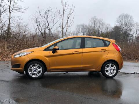 2016 Ford Fiesta for sale at Autofinders Inc in Clifton Park NY