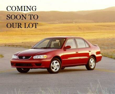 1998 Toyota Corolla for sale at FASTRAX AUTO GROUP in Lawrenceburg KY