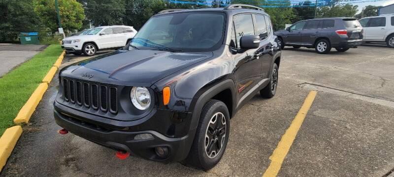2017 Jeep Renegade for sale at Southeast Auto Inc in Baton Rouge LA