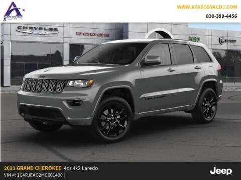 2021 Jeep Grand Cherokee for sale at ATASCOSA CHRYSLER DODGE JEEP RAM in Pleasanton TX