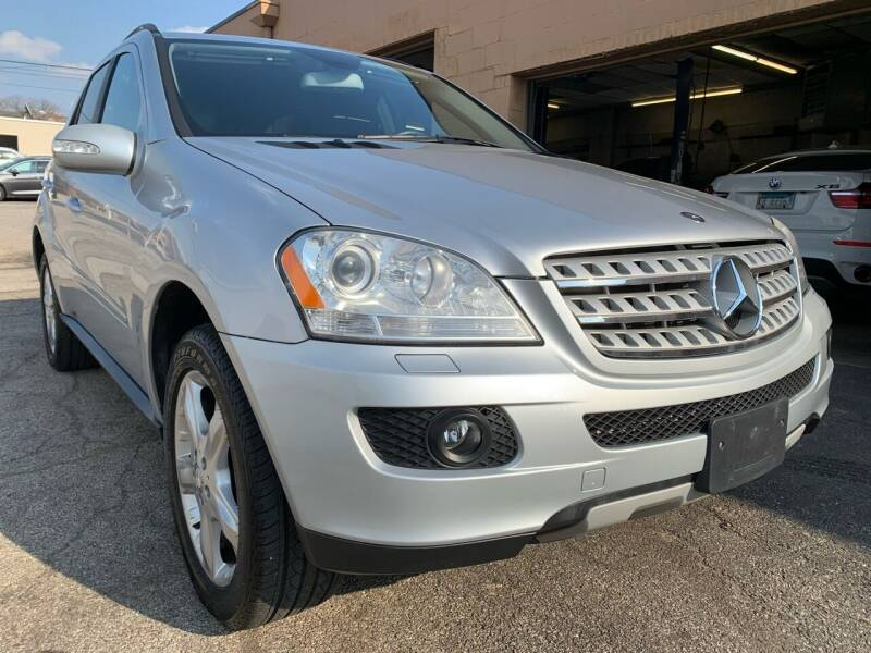 2008 Mercedes-Benz M-Class for sale at Martys Auto Sales in Decatur IL