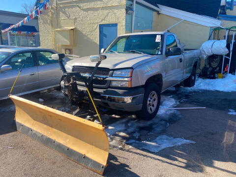 2005 Chevrolet Silverado 1500 for sale at Polonia Auto Sales and Service in Hyde Park MA