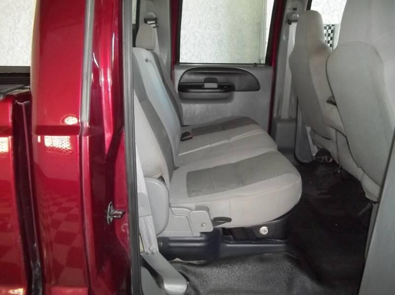 2005 Ford F-250 Super Duty 4dr Crew Cab XLT 4WD SB - Albion NE