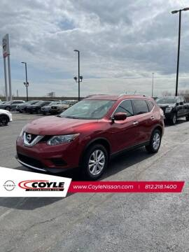 2016 Nissan Rogue for sale at COYLE GM - COYLE NISSAN - New Inventory in Clarksville IN