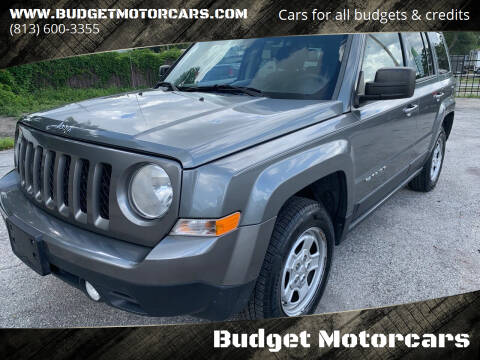 2012 Jeep Patriot for sale at Budget Motorcars in Tampa FL