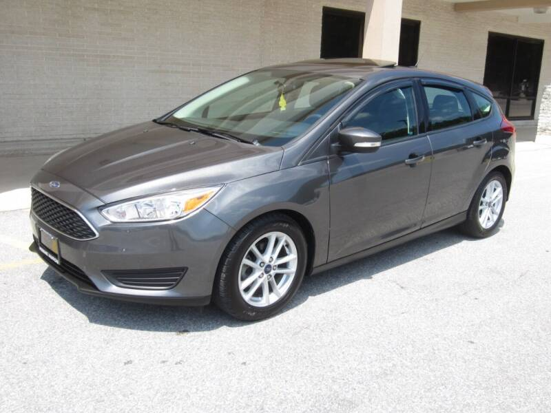 2016 Ford Focus for sale at PRIME AUTOS OF HAGERSTOWN in Hagerstown MD