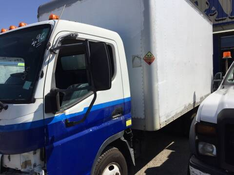 2012 Mitsubishi Fuso FEC52S for sale at BSA Used Cars in Pasadena TX