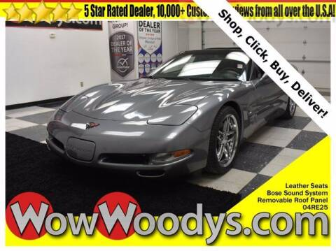 2004 Chevrolet Corvette for sale at WOODY'S AUTOMOTIVE GROUP in Chillicothe MO
