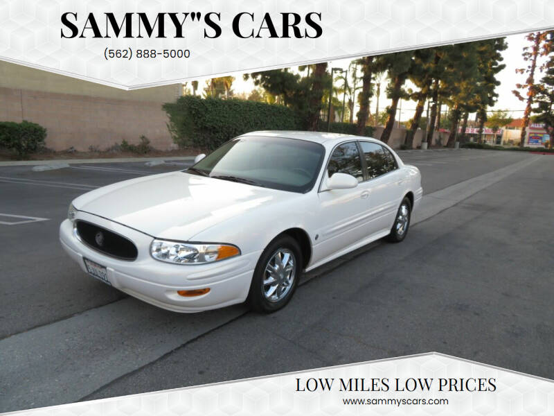 """2004 Buick LeSabre for sale at SAMMY""""S CARS in Bellflower CA"""