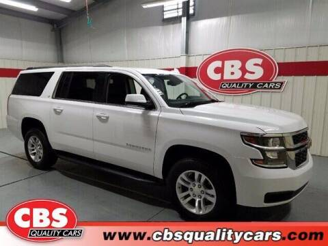 2019 Chevrolet Suburban for sale at CBS Quality Cars in Durham NC