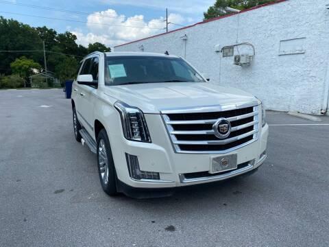 2015 Cadillac Escalade for sale at Consumer Auto Credit in Tampa FL