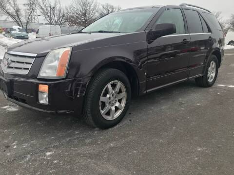 2009 Cadillac SRX for sale at Bluesky Auto in Bound Brook NJ