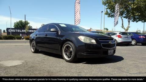 2012 Chevrolet Malibu for sale at Westland Auto Sales on 7th in Fresno CA