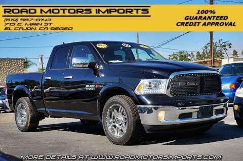 2014 RAM Ram Pickup 1500 for sale at Road Motors Imports in El Cajon CA
