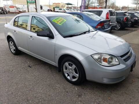 2008 Chevrolet Cobalt for sale at Devaney Auto Sales & Service in East Providence RI